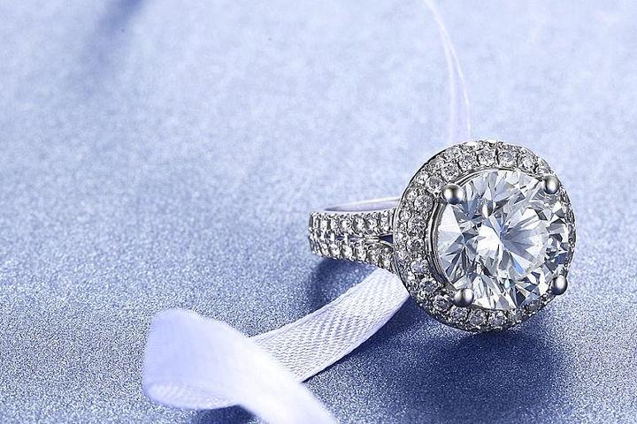 钻石戒指价格