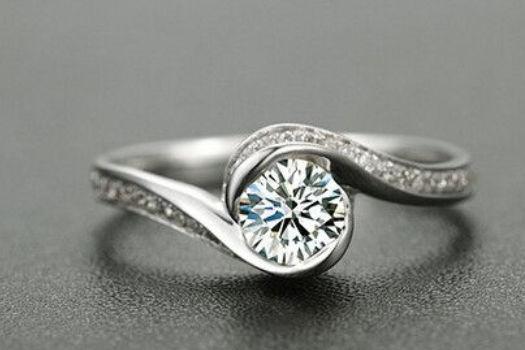 如何挑选钻石戒指