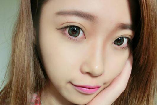韩式唇妆的画法