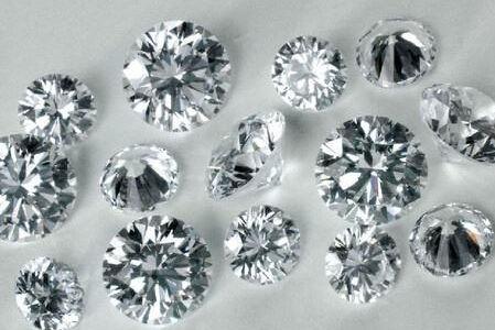 钻石净度FL级别