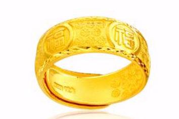 黄金戒指款式