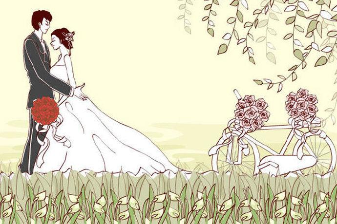 两个相爱的人,结合到一起,为了爱,为了更好的生活,彼此相爱,相互理解,永远走下去,不管生活的烦恼和快乐,厮守到老,我认为结婚这件事情,就好象一对男女乘着一艘两人小船,顺着人生这条河流展开生命的旅程,共创人生的模式而生活正文:结婚,每个人一辈子至少会经历一次。结了婚,就有自己的家庭;结了婚,就多了一个人与你风雨同舟;结了婚,就不再孤单一个人。