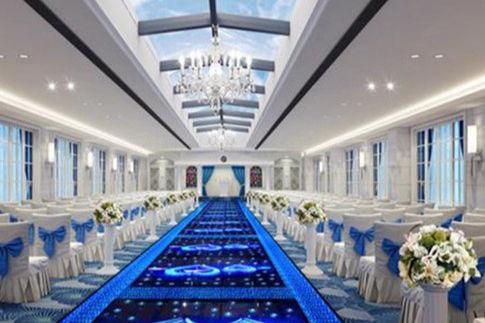 办婚宴的酒店