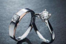 结婚戒指材质
