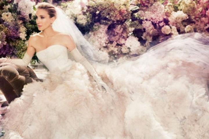 2019最流行的婚纱元素