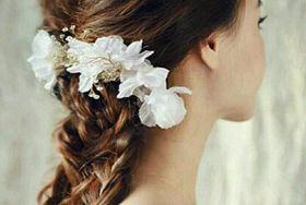 新娘蝎子辫