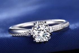 定制结婚戒指