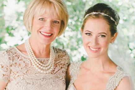 女儿结婚妈妈穿什么衣服