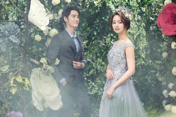 上海婚纱摄影哪家好