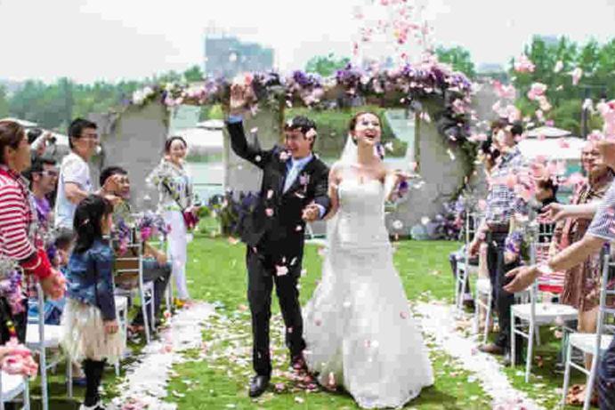 祝朋友结婚的祝福语