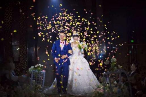史上最感人的婚礼