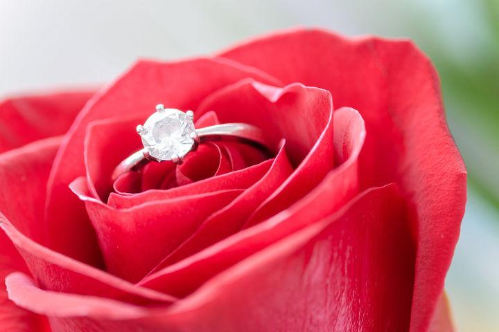 正常的结婚钻戒多少钱?