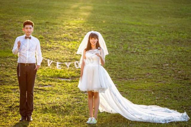 西安婚纱摄影哪家好?