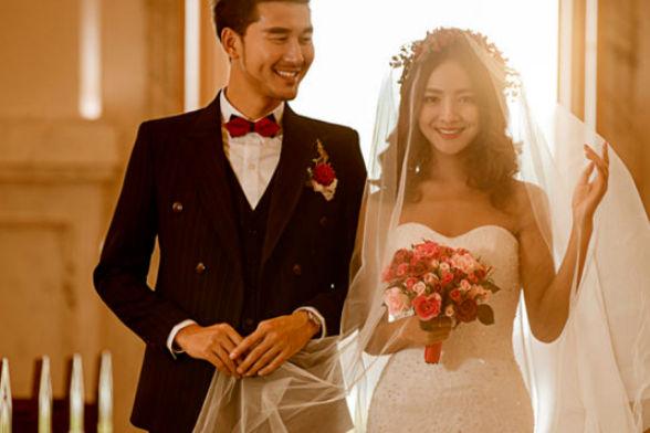 婚礼祝福新娘的话