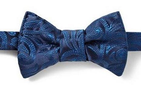 领结怎么戴