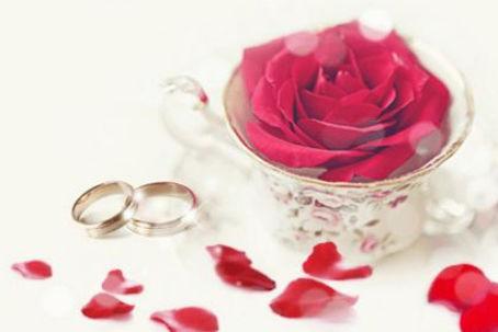 很文艺的结婚祝福语