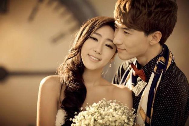 什么是韩式婚纱照