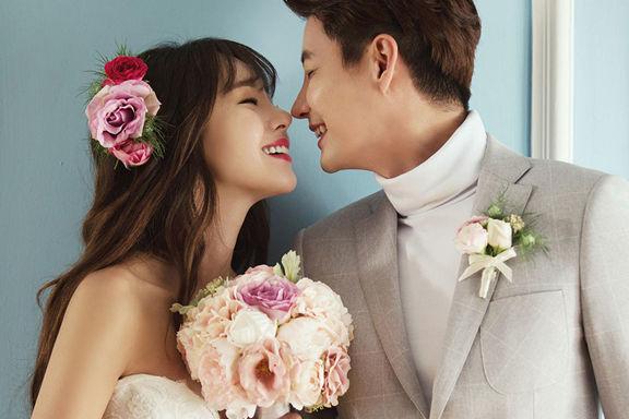 杭州的婚纱摄影