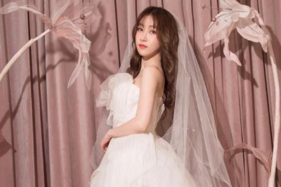 结婚的衣服
