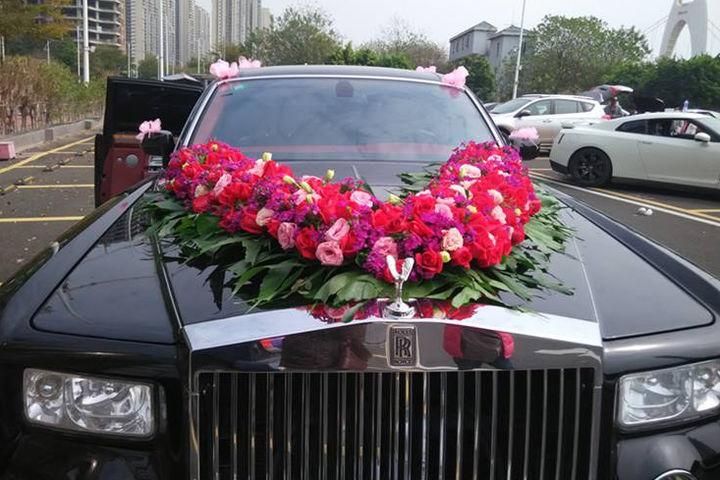 婚车什么颜色好?