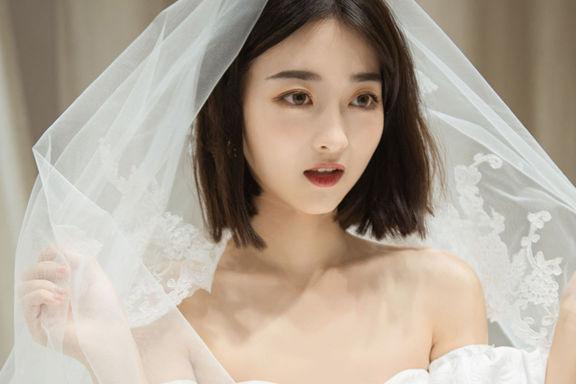 婚纱礼服怎么画