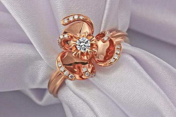 18k金钻石戒指好吗