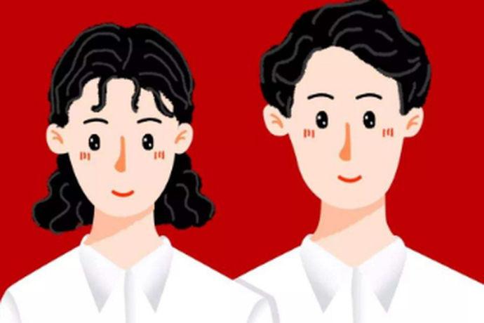 结婚证的照片要求是两寸的,需要三张,需为男女双方近期半身免冠合影照,背景为红色的。新人可以化淡妆,但是不可以化浓妆过于浓艳,需能够看出本人原本真实面貌。可以微微修图,但不可过分修图。