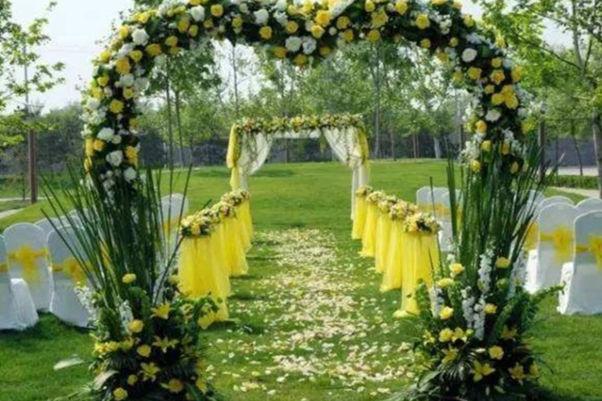 小型婚礼怎么办