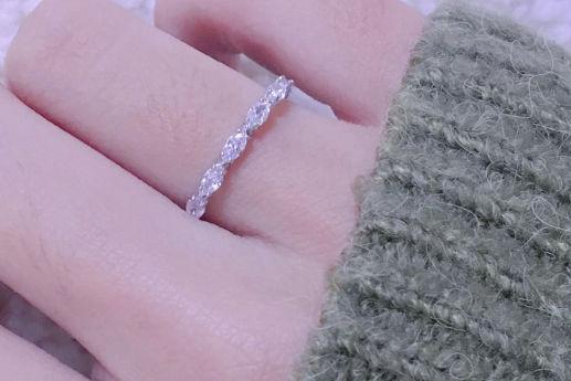 戒指上的钻掉了怎么办