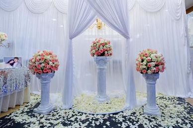 结婚的酒席