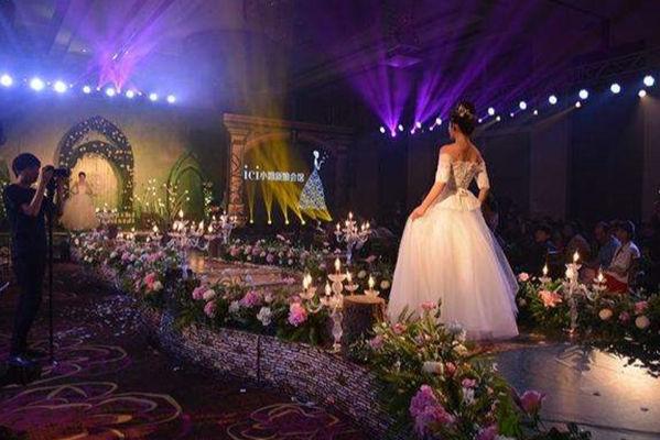 婚礼秀流程