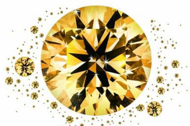 钻石为什么会变黄