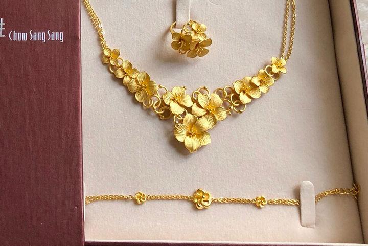 黄金手链多少钱
