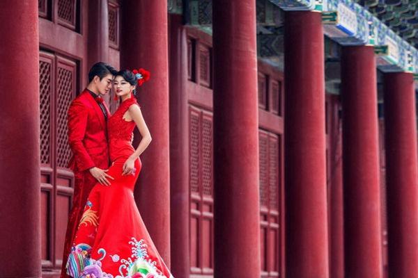 婚纱照一个月能出来吗