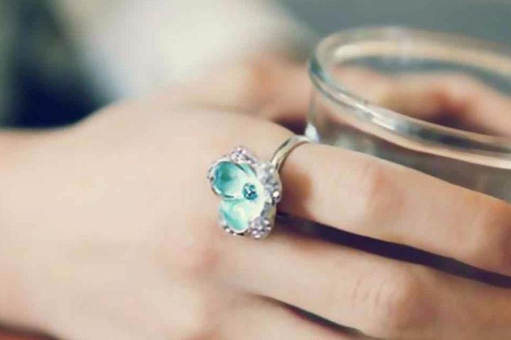 哪个手指戴戒指