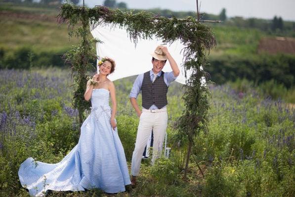 拍摄婚纱照需要多少钱