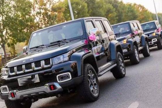 主婚车可以用越野车吗