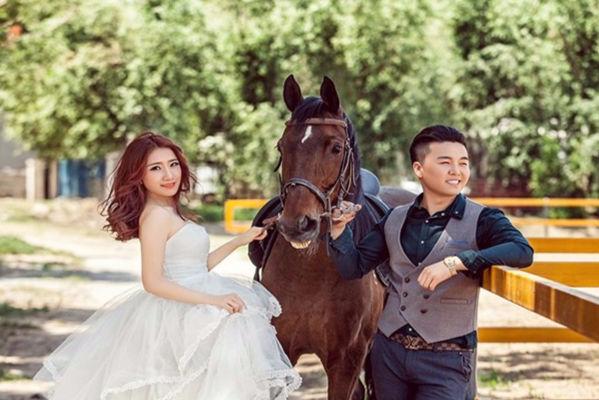 哪家婚纱照摄影好点