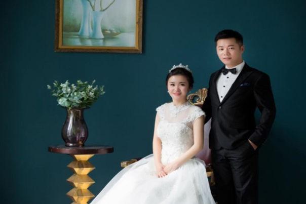 上海拍一套婚纱照多少钱