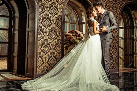婚纱照什么风格的好