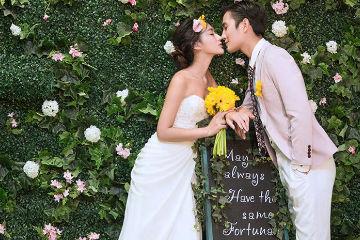 照一套婚纱照多少钱