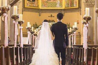 在教堂举行婚礼多少钱