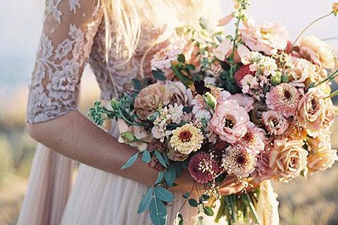 十二星座的婚纱照片