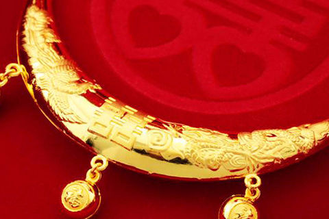 旧黄金多少钱一克