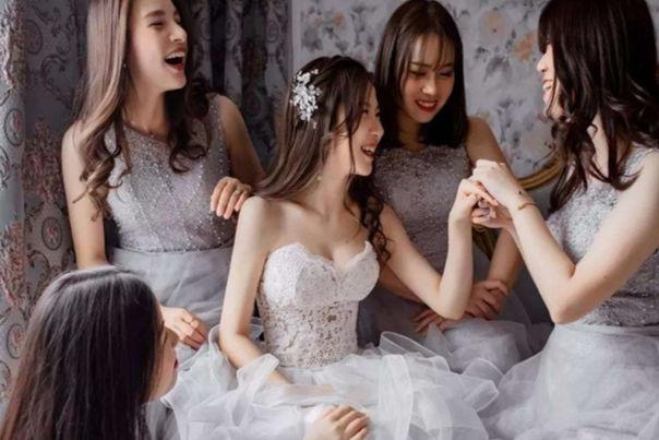 结婚的人可以当伴娘吗
