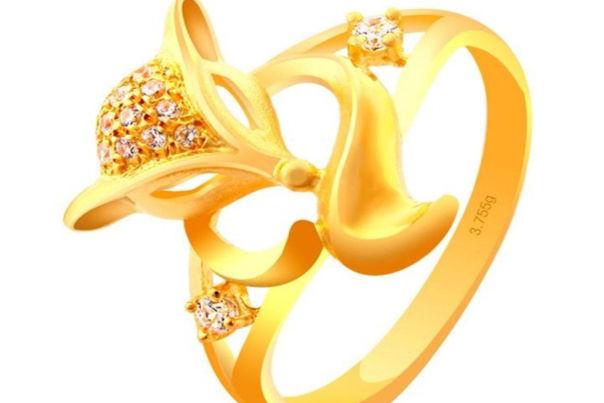 金戒指一克多少钱