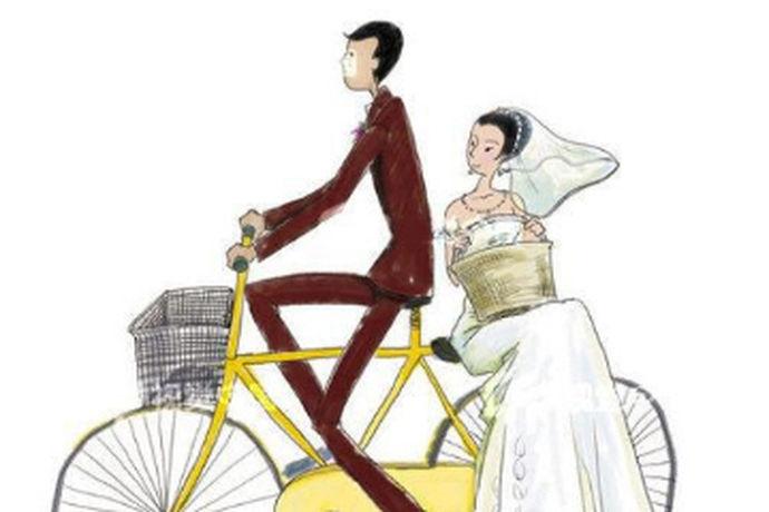 大家都知道现在中国人办婚礼的仪式,和过去任何时候都不太一样,以前的婚礼可能是单纯的中式婚礼,的但是自从新中国成立后,由于历史的一些原因,中国人对于传统中式婚礼渐渐淡忘,反而是在婚礼中引入了西式婚礼的成分,所以现在中国普遍的婚礼几乎都是都西方文化相结合,从而出现了一种新式婚礼。
