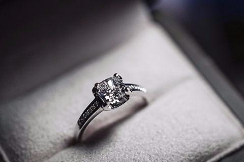 铂金戒指一般几克