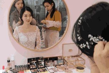 婚礼跟妆一般多少钱