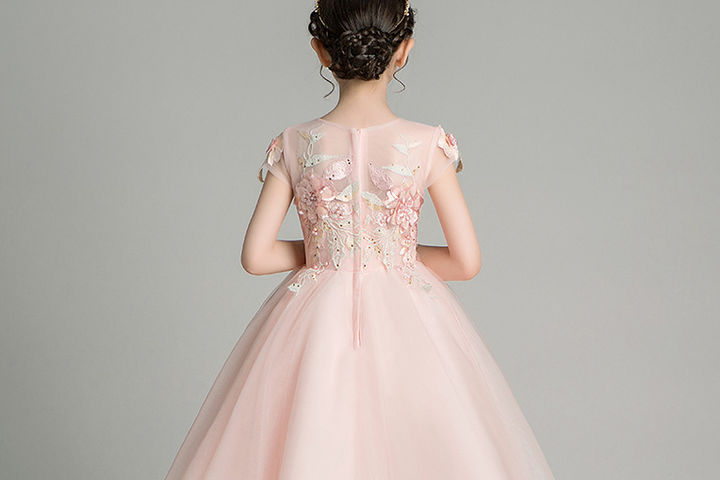 小孩的婚纱